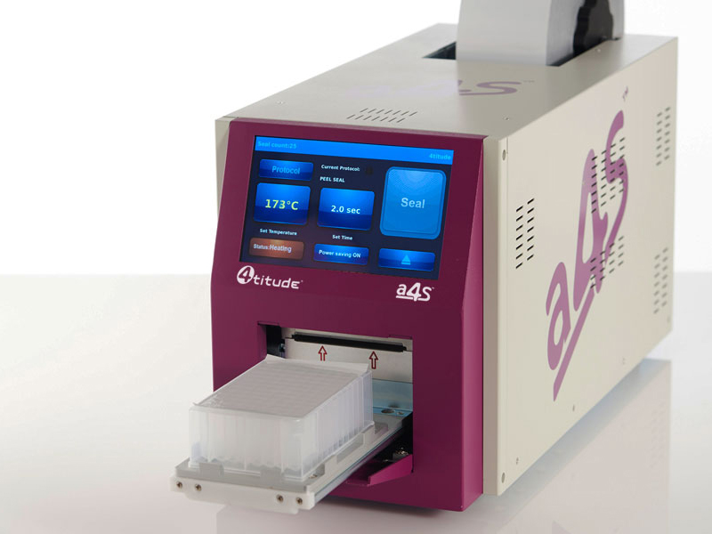 PCR & Assay Microplate Automated Heat Sealer   Brooks Life