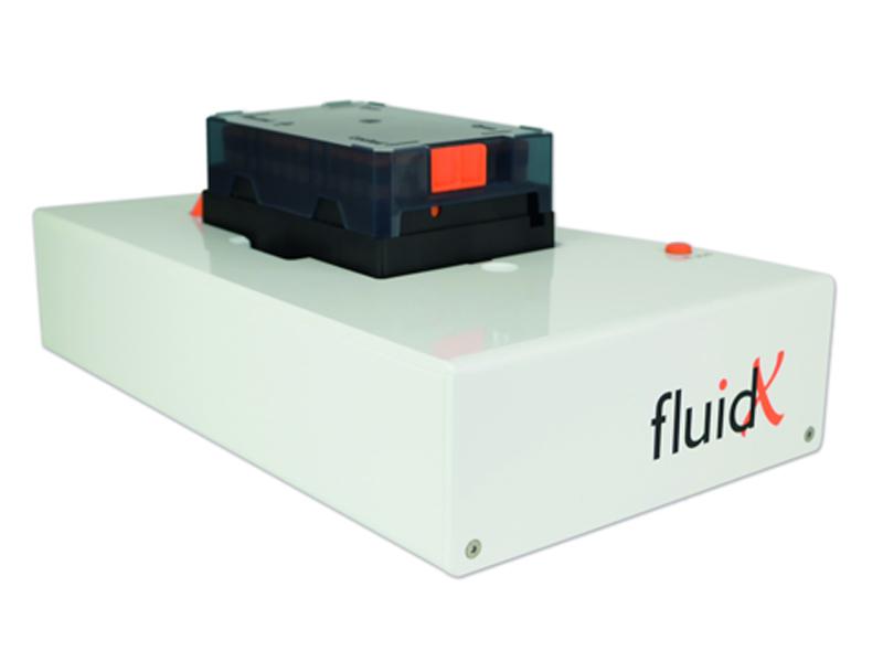 FluidX Impression™ Whole Rack Scanner | Brooks Life Sciences