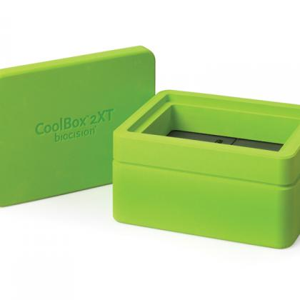 BCS-503G | CoolBox 2XT System, Green