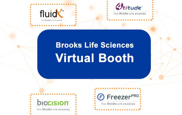 Brooks Life Sciences Virtual Booth