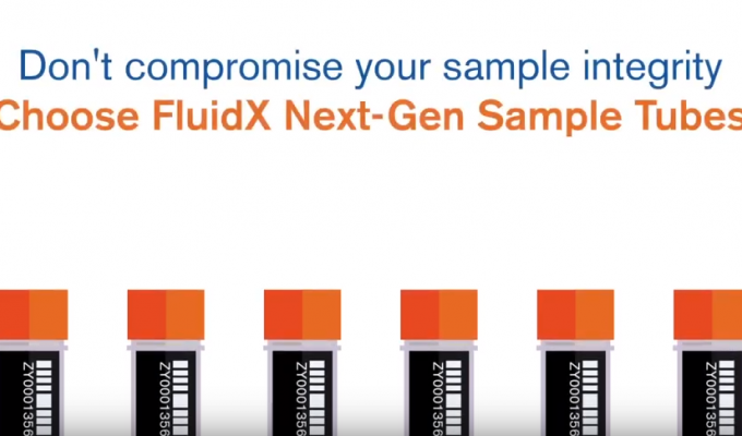 FluidX Biobanking Consumables