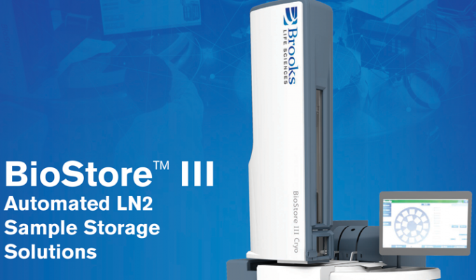 BioStore™ III, Automated LN2 Sample Storage Solutions Flyer